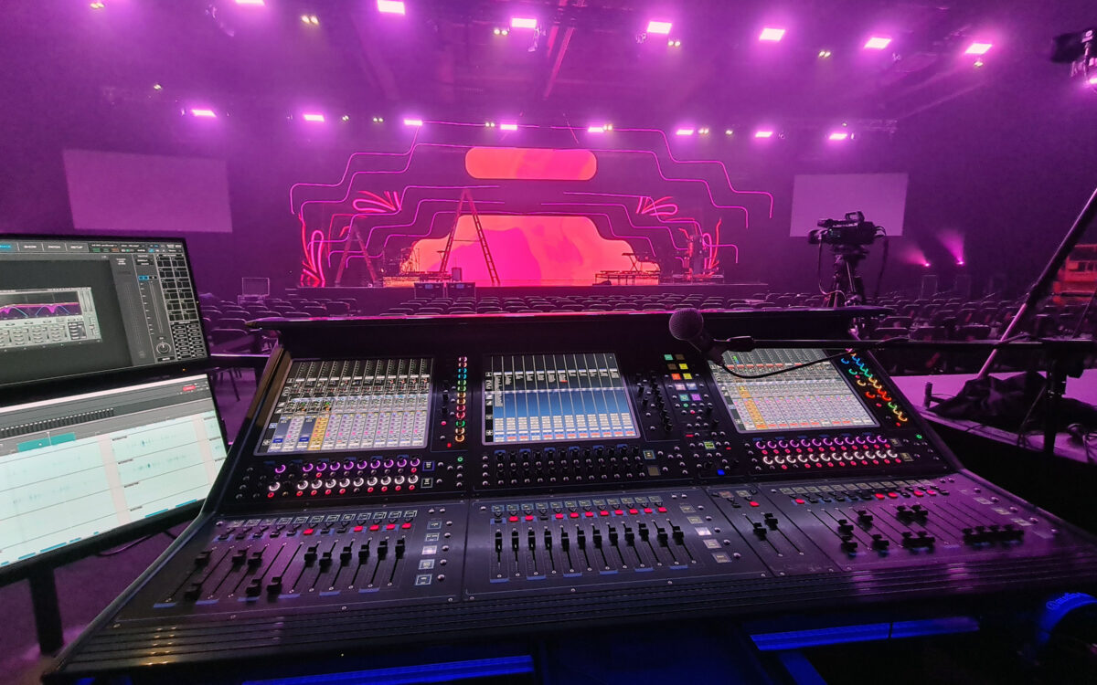 Forefront brings the power of Quantum 338 and KLANG to Enjoy Church